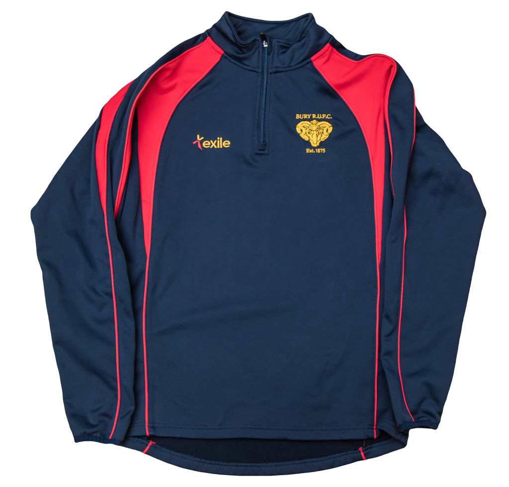 Bury RUFC | Pro Midlayer | Merchandise | Rugby Union